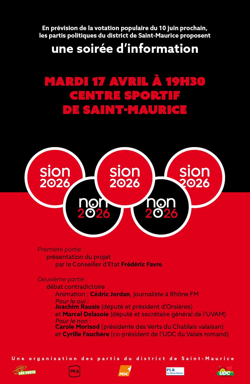 JO 2026 : présentation et débat